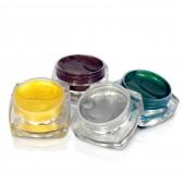Acrylic Paint - Metallic Colours