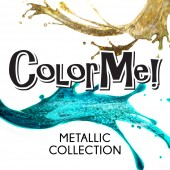 ColorMe! - Polish - Gel Metallic Collection 8 ml