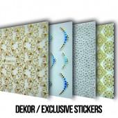 Decor / Exclusive Stickers