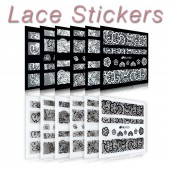 Lace Stickers
