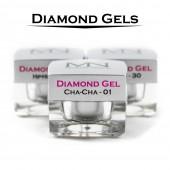 Diamond Gels
