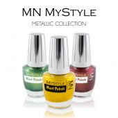 MyStyle Nail Polishes - Metallic Colors