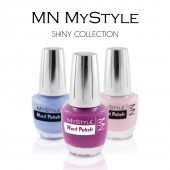 MyStyle Nail Polishes - Shiny Colors