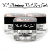 UV Painting Nail Art Gels