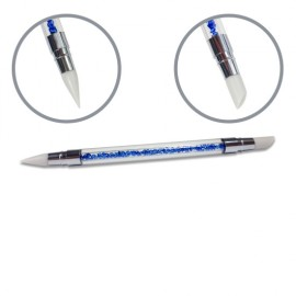 Glamour Double Silicone Pen