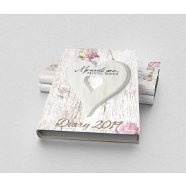 Mystic Nails Diary - 2019 - Heart