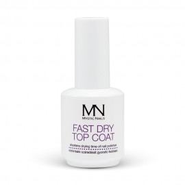 Fast Dry Top Coat - 10 ml