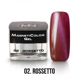 MagnetiColor Gel - 02 - Rossetto - 4g