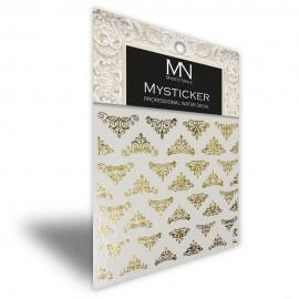 Mysticker - F29 gold