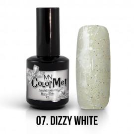 ColorMe! Dizzy no.07. - Dizzy White 12ml