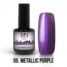 ColorMe! Metallic no.05. - Metallic Purple 12ml