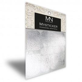 Mysticker - F23 silver