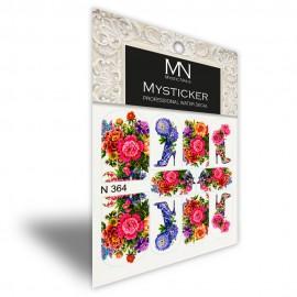 Mysticker - N364