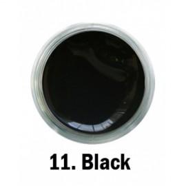 Acril Paint - no.11. - Black