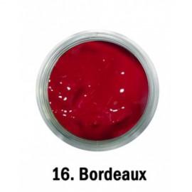 Acril Paint - no.16. - Bordeaux