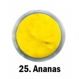 Acril Paint - no.25. - Ananas
