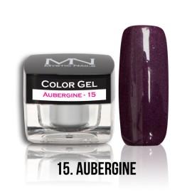Color Gel - no.15. - Aubergine