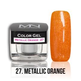 Color Gel - no.27. - Metallic Orange