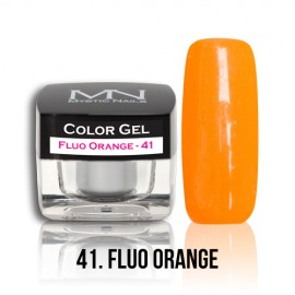 Color Gel - no.41. - Fluo Orange