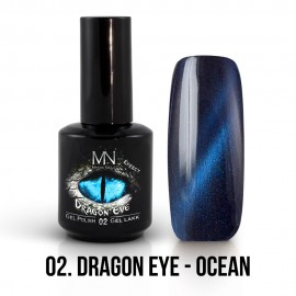ColorMe! Dragon Eye Effect 02 - Ocean 12ml Gel Polish