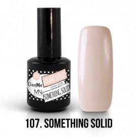 Gel Polish 107 - Something Solid 12ml
