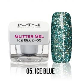 Glitter Gel - no.05. - Ice Blue - 4g