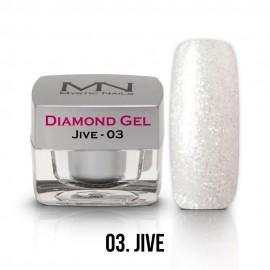 Diamond Gel - no.03. - Jive - 4g