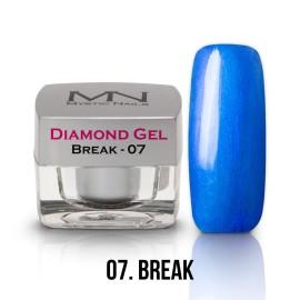 Diamond Gel - no.07. - Break - 4g