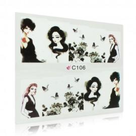 Fantasy sticker - C106