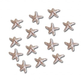 Nail Jewellery - Starfish - Bronze