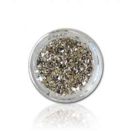 Dazzling Shatter - Silver