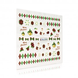 Christmas Sticker - BLE2095