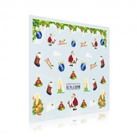 Christmas Sticker - BLE2098