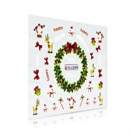 Christmas Sticker - BLE2099