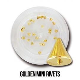 Golden Mini Rivets
