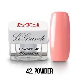 LeGrande Color Gel - no.42. - Powder - 4 g