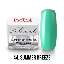 LeGrande Color Gel - no.44. - Summer Breeze - 4 g