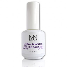 Sun Block Top Coat - 10 ml
