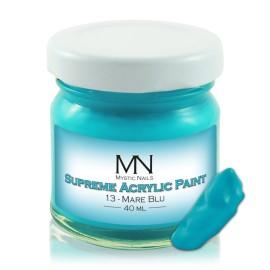 Supreme Acrylic Paint - no.13. Mare Blu - 40 ml