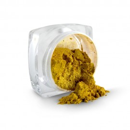 Chrome Mirror Pigment - Gold 2g