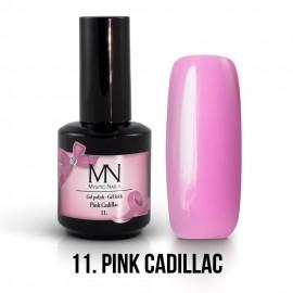 Gel Polish 11 - Pink Cadillac 12ml