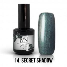 Gel Polish 14 - Secret Shadow 12ml