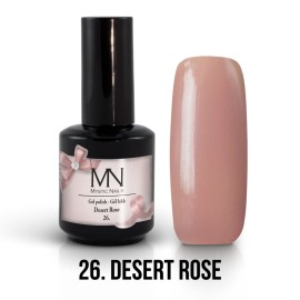 Gel Polish 26 - Desert Rose 12ml