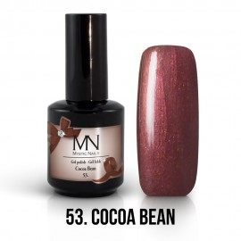 Gel Polish no.53. - Cocoa Bean 8 ml