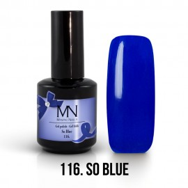 Gel Polish 116 - So Blue 12ml