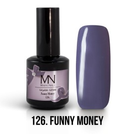Gel Polish 126 - Funny Money 12ml