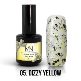 Gel Polish Dizzy no.05. - Dizzy Yellow 12ml