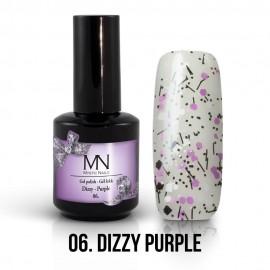 Gel Polish Dizzy no.06. - Dizzy Purple 12ml