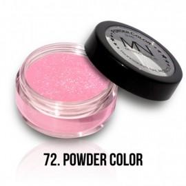 Coloured Acrylic - 72- 8ml