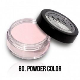 Coloured Acrylic - 80- 8ml